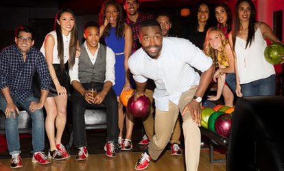 image for Bowling and Shoe Rental for Two, Four, or Six at AMF Bowling Co. (Up to 70% Off)