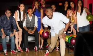 Up to 74% Off at AMF Bowling Co. at AMF Bowling Co., plus 6.0% Cash Back from Ebates.