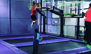 Up to 37% for Jump Passes or Party at Extreme Air Park at Extreme Air Park, plus 6.0% Cash Back from Ebates.