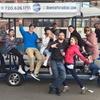 Up to 13% Off Bike Bar Tour with Denver Patio Ride