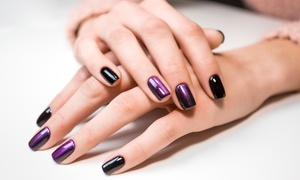 Lovely Nails & Beauty Spa: Gelish Manicure from R89 for One at Lovely Nails & Beauty Spa (Up to 45% Off)