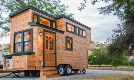 $9 for Admission for Two to Tiny House Expo and The Fresno Fall Home Improvement Show ($16 Value)