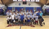Coach Herenda's Hoop School - FDU Rothman Center: Basketball Camp for One or Two at Coach Herenda's Hoop School, June 26 - 29 (Up to 39% Off)