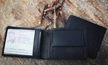 Portefeuille cuir pour Homme, modèles au choix