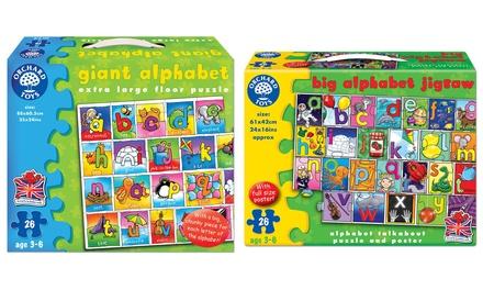 Orchard Toys Alphabet Jigsaw
