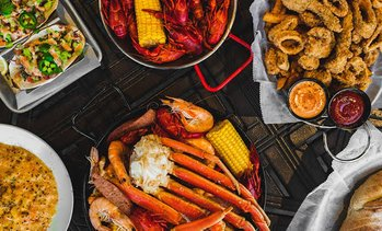 Up to 45% Off Seafood at Chasin' Tails Cajun Seafood & Bar