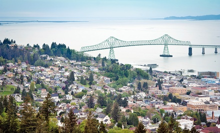 Stay at Best Western Lincoln Inn in Astoria, OR, with Dates into December