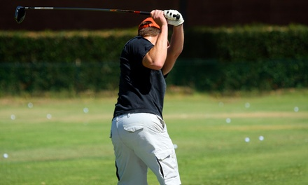 Up to 54% Off Golf Lessons at Andy Scott School of Golf, Stoneybrook