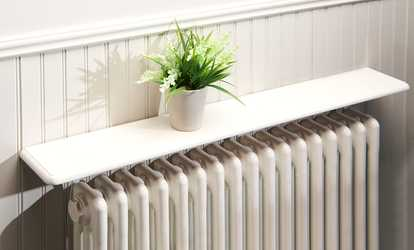 Shop Groupon Easy Fit Radiator Shelf