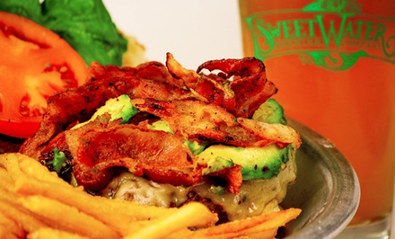 American Cuisine and Drinks at Southside 17 Bar & Grill (Up to 50% Off). Two Options Available.