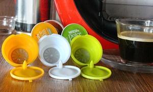 Capsules de café rechargeables