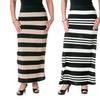 Ambiance Apparel Striped Maxi Skirts