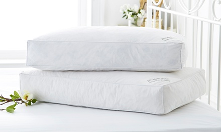 Two or Four Box Hotel Quality Duck Feather Pillows