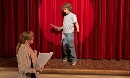 $17 for Four Weekly Kids' Classes in Drama, Art, Music, or Photography at Azalea City Center for the Arts ($45 Value)