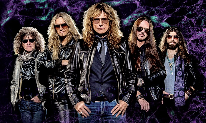 Whitesnake - King Center for the Performing Arts: Whitesnake at King Center for the Performing Arts on Saturday, August 1, at 8 p.m. (Up to 33% Off)