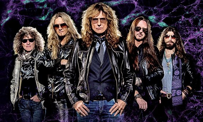 Whitesnake - Hard Rock Live Orlando: Whitesnake at Hard Rock Live Orlando on August 3 (Up to 50% Off)