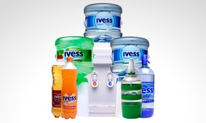 IVESS - El Jumillano: Servicio mensual de 12 litros + dispenser natural + envío con opción a 6 sodas en IVESS - El Jumillano