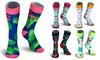 Men's Flamingo Printed Socks