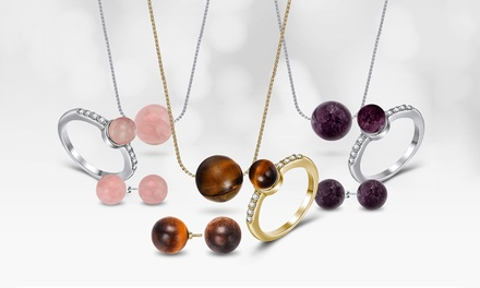 Visonary Collection Jewellery with Crystals from Swarovski® for £10 With Free Delivery