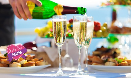Weekend Brunch with Bubbly Wine for One ($15), Two ($29) or Eight People ($115) at Kelburn Village Pub (Up to $236 Val)