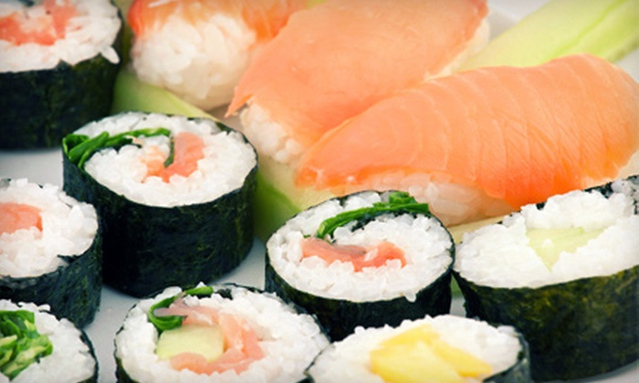 Sushi-Ai - Palatine: $20 for Two Groupons, Each Good for $20 Worth of Sushi and Drinks at Sushi-Ai ($40 Total Value)