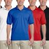 Gildan Men's DryBlend Jersey Polo Shirts (4-Pack)