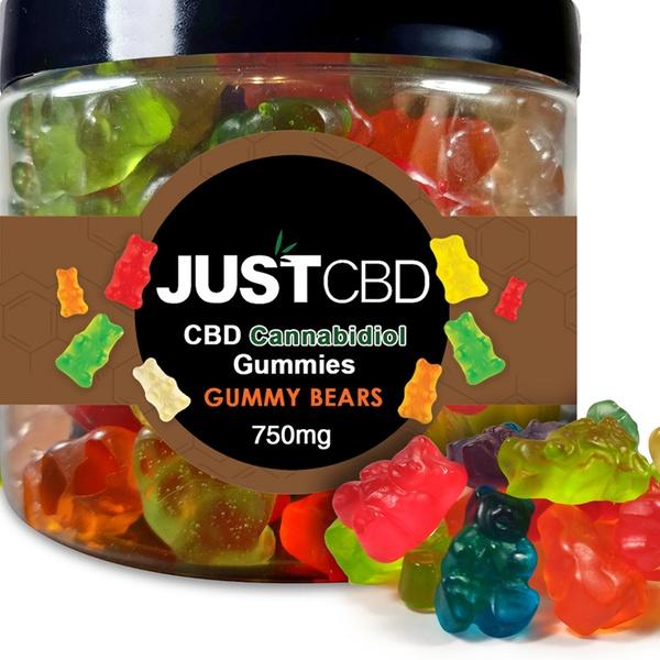 CBD Gummy Bears from Just CBD