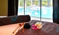 Accès espace détente option bain hydromassant ou modelage sous affusion deau de mer dès 19,99€ à Thalasso les Issambres