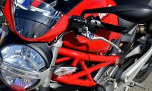 oferta: Paga 39 € y obtén un descuento de 200 € para el permiso A de conducción de motos de gran cilindrada en Autoescuela 2000