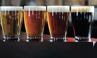 Craft Beer Tasting Tube with Three Beers at Beer Heroes