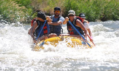 2-Hour Self-Guided Rafting or Kayaking Trip for 1, 2, 4 or more People at High Country Adventure (Up to 41% Off)