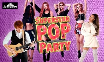 Superstar Pop Party