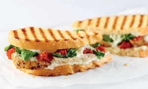 Corner Bakery Cafe: Sandwiches, Salads, Soups, or Catering at Corner Bakery Cafe (Up to 40% Off)