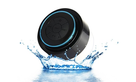 Maze Exclusive Floating Waterproof Portable Bluetooth Speaker with Microphone