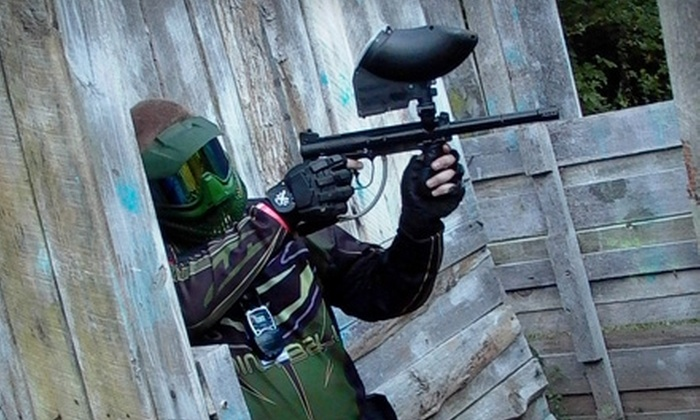 Wildfire Paintball Games - Multiple Locations: $25 Toward Paintball-Gear Rental and Admission