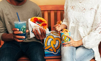 image for 20% Cash Back at Auntie Anne's