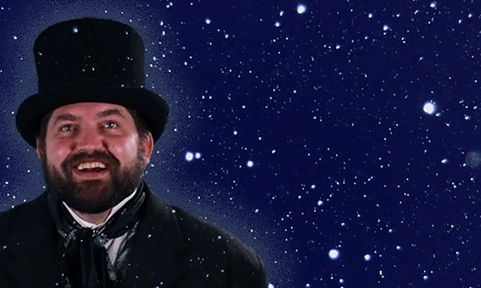 """Jacob Marley's Christmas Carol - North Central College Fine and Performing Arts Series Meiley-Swallow Hall: """"Jacob Marley's Christmas Carol"""" at The Theatre at Meiley-Swallow Hall on December 18–21 (Up to 41% Off)"""