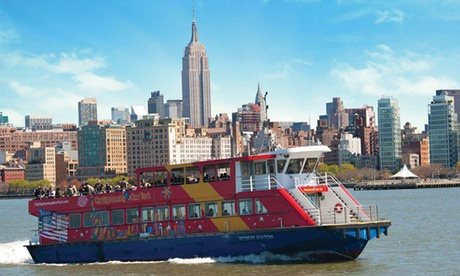 New York City Sightseeing Cruises with Choice of Add-on Attractions from CitySights NY (Up to 50% Off) 81ba8582-548b-4770-b292-fb40b27d778a