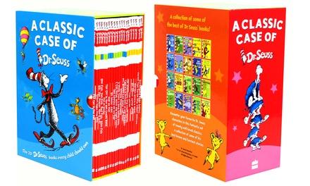 Dr Seuss Classic Case Box Set