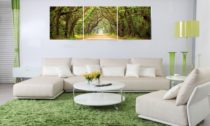 Scenic outdoor photography triptych canvas wall art scenic outdoor photography triptych canvas wall art