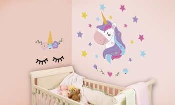 Colourful Kids' Wall Stickers