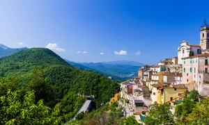 7-Day Culinary Tour of Italy's Abruzzo Region from Epitourean at Culinary Tour of Italy's Abruzzo Region with Hotel, All Meals, Cooking Classes & Excursions from Epitourean, plus 6.0% Cash Back from Ebates.