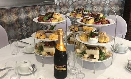 Afternoon Tea with Fizz for Two or Four at Richmond Park