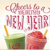 Jamba Juice – 33% Off Personalized eGift Card