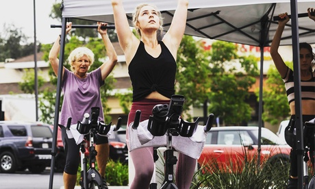 $99 for Ten Premium Indoor or Outdoor Cycling Classes at CycleBar ($209 Value)