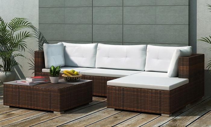 Hasta 48% Conjuntos de muebles de jardín | Groupon