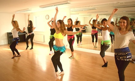 One or Three Belly Dance Class with Nelly Spasova Belly Dance (Up to 67% Off)