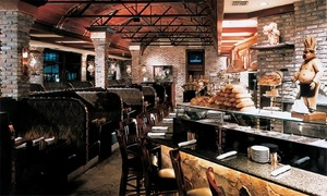 Brewzzi : $14 for $25 Worth of Comfort Food and Microbrews for Dinner for Two at Brewzzi