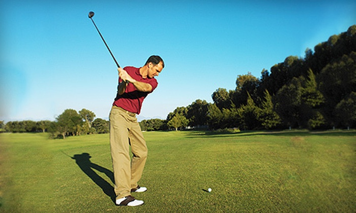 Lake Forest Golf Club - Lawton: $45 for Golf Outing for Two with Cart at Lake Forest Golf Club (Up to $90 Value)