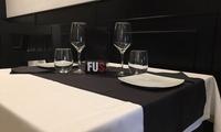 Menú degustación Fussion Halloween para 2, 4 o 6 personas con botella de vino desde 19,95 €  en Fussion Valencia